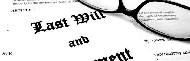 Use this time to draft a Will & do Estate Planning